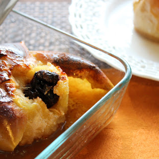 Apples Baked with Prunes and Honey.