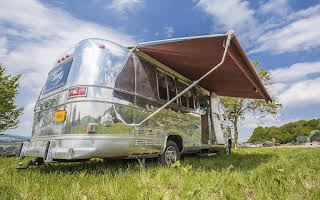 Airstream Excella 240 Motorhome Rent East Midlands