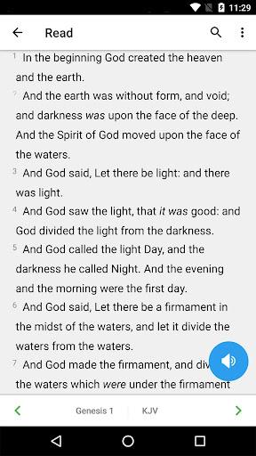 Bible: Daily Verses, Prayer, Audio Bible, Devotion Screenshot