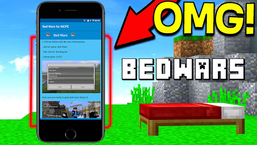 Download Bed wars for MCPE on PC & Mac with AppKiwi APK