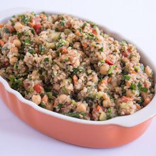 Buckwheat Tabbouleh Recipe