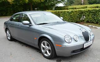 Jaguar S Type Rent Fyn
