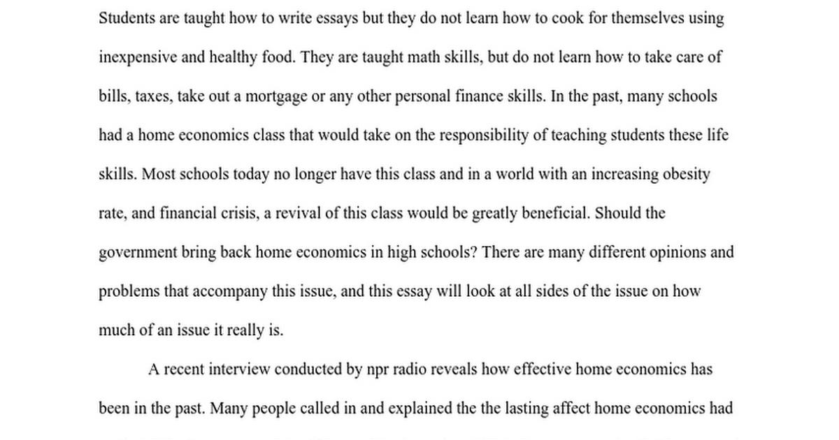 summary essay google docs