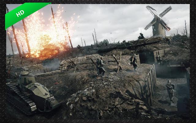 Battlefield 1 wallpapers