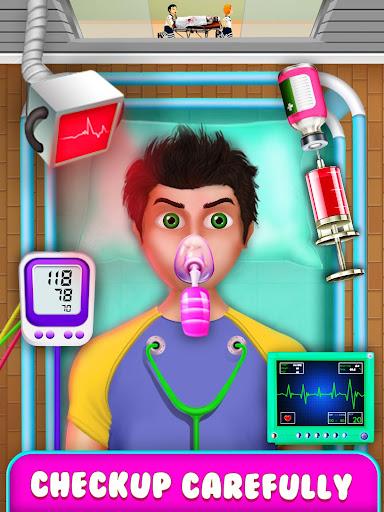 Blood Injection Simulator Checkup Hospital 1.1.1 screenshots 2