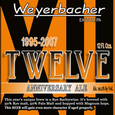 Logo of Weyerbacher Twelve