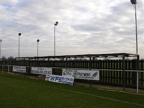 Photo: 03/01/11 v Bedfont Sports (Combined Counties League Div 1) 1-6 - contributed by Gyles Basey-Fisher