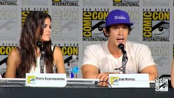 The 100: 2015 Comic-Con Panel