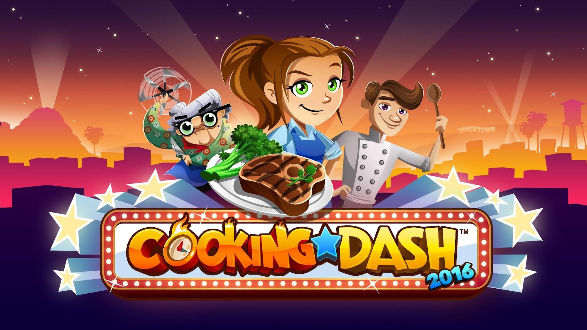 COOKING DASH 2016 screenshot #11