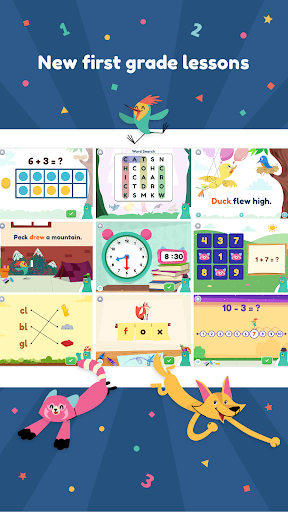 Khan Academy Kids: Free educational games & books screenshot 1