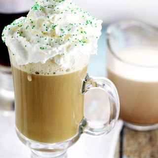 Homemade Irish Cream Coffee Creamer.