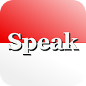 Speak Indonesian icon