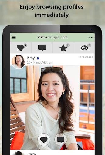 VietnamCupid - Vietnam Dating App 3.1.4.2376 screenshots 6