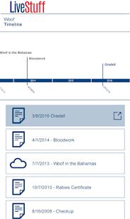 LiveStuff Beta - náhled