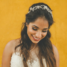 Wedding photographer Tatiana Rodríguez (tatianarfotogra). Photo of 27.09.2016