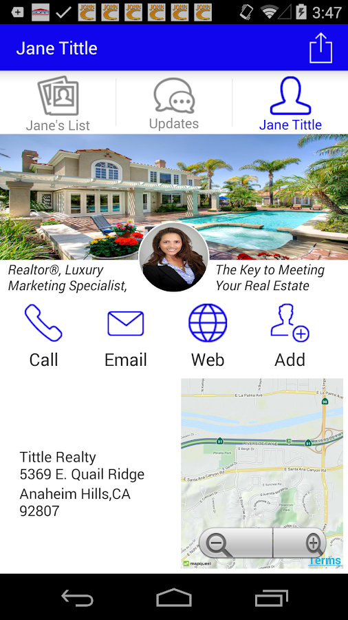 Tittle Realty- screenshot