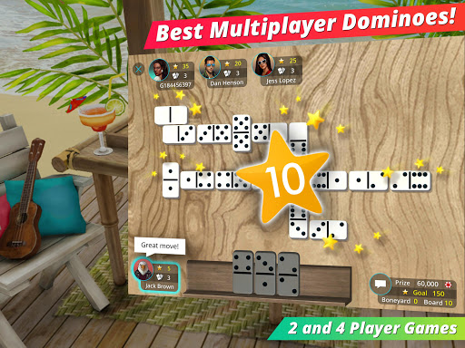 Domino Master! #1 Multiplayer Game 3.2.0 screenshots 6