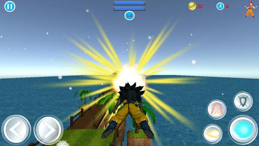 Sky fly battle 3d