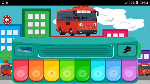 Piano For Kids Bus Tayo 1.0 screenshots 8