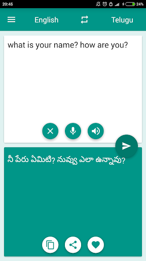 Telugu-English Translator by Klays-Development (Google Play
