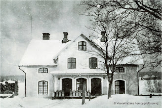 Photo: Mejeriet 1920