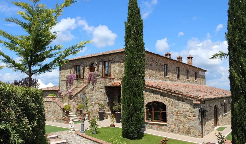 Villa Torrita di Siena