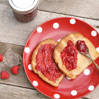 Honey Raspberry Jam Recipe