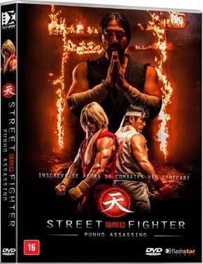 Filme Poster Street Fighter: Punho Assassino DVDRip XviD Dual Audio & RMVB Dublado