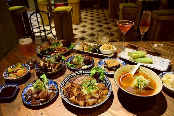 渣男Taiwan Bistro南京三渣 復古台味小酒館 小巨蛋美食推薦