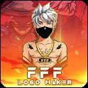 F🔥F Logo Maker - Create F🔥F Logo Free icon