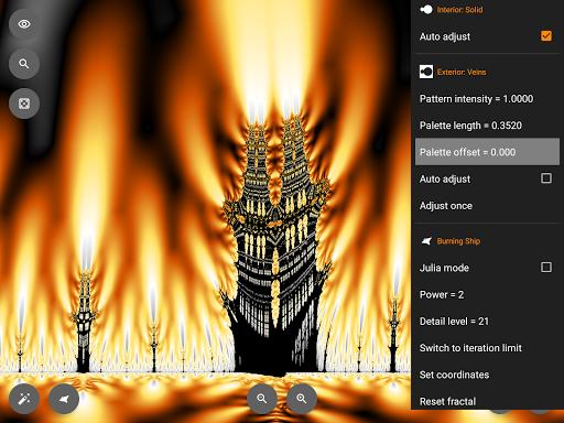 MandelBrowser screenshots 13