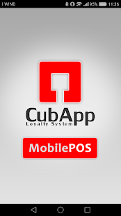 CubApp MobilePOS - náhled