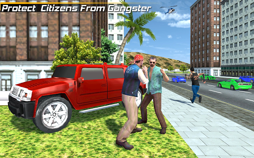 Real Gangster Grand City - Crime Simulator Game 2 screenshots 6