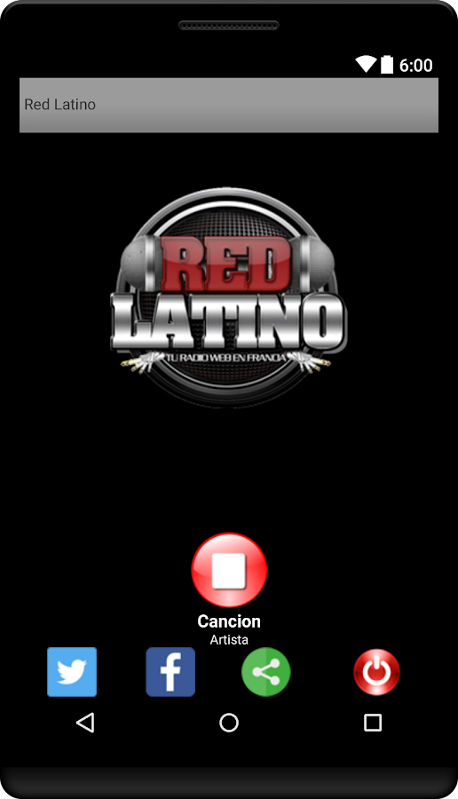 Red Latino- screenshot