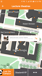 Lost On Campus- screenshot thumbnail