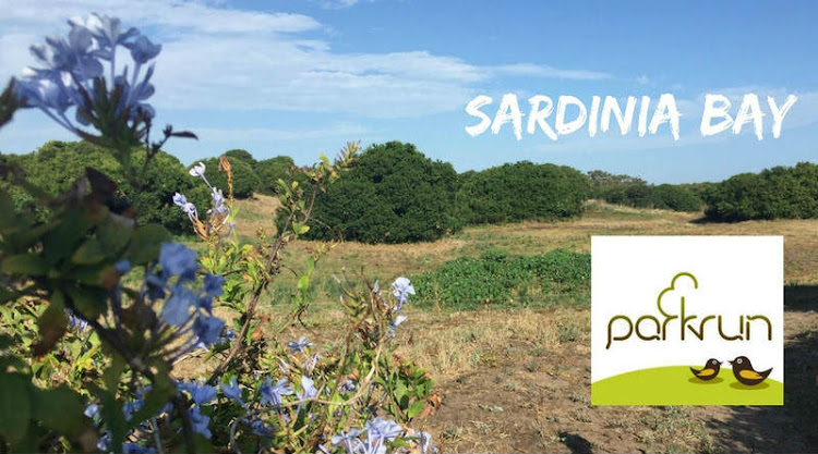 Sardinia Bay parkrun starts and finishes at the Grass Roof on the outskirts of Port Elizabeth