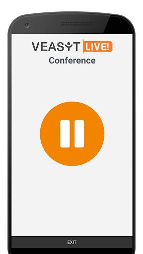 VEASYT Conference screenshot 3
