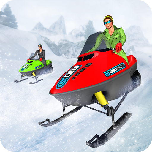 Snow Bike Uphill Driving: Snow Bike Games (game)