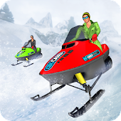 Snow Bike Uphill Driving: Snow Bike Games