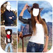 Western Suit Photo Maker