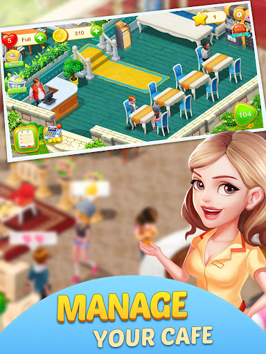 Foto do Dream Cafe: Cafescapes - Match 3