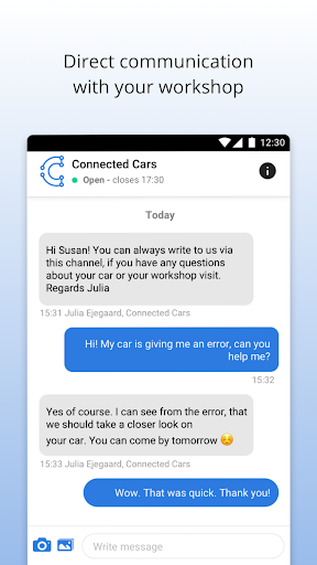 Connected Cars 1.54.1 screenshots 2