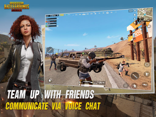 PUBG MOBILE 0.7.0 screenshots 23