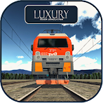 Luxury Train Simulator icon