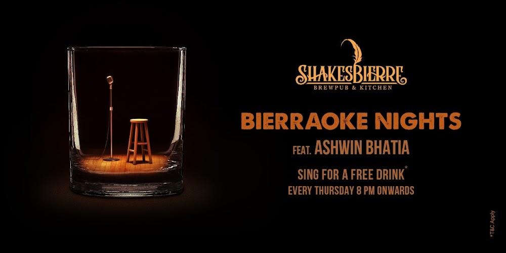 Shakesbierre menu 3