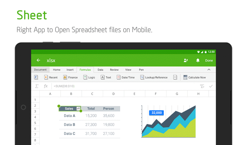 Polaris Office - Word, Docs, Sheets, Slide, PDF Screenshot 18