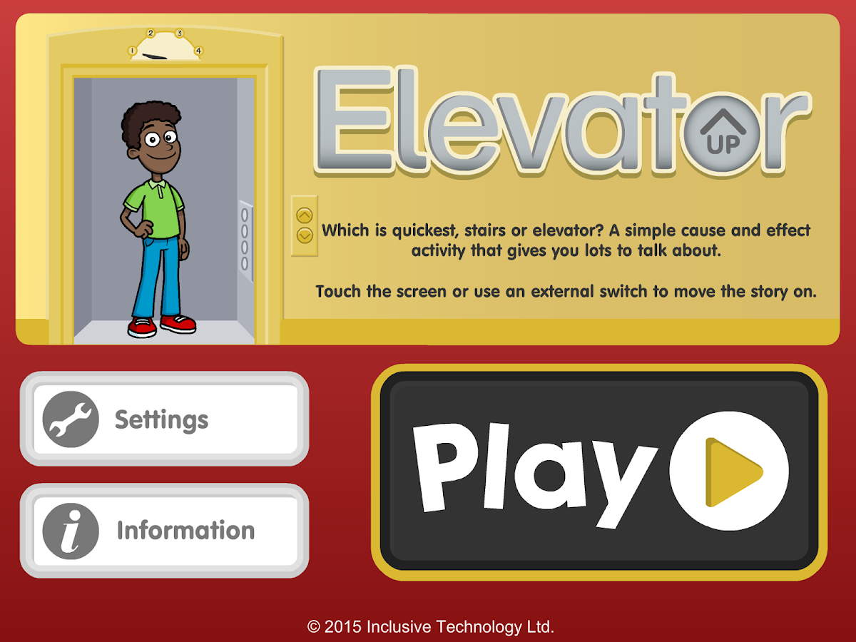 Elevator Up- screenshot