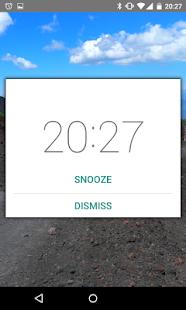 App Simple Alarm Clock Free No Ads APK for Windows Phone