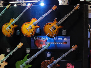 Photo: Carvin Frank Gambale FG Series