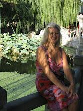 Photo: Peking - Evi im Sommerpalast - Emma
